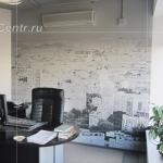 Изготовление и печать фресок и фотообоев